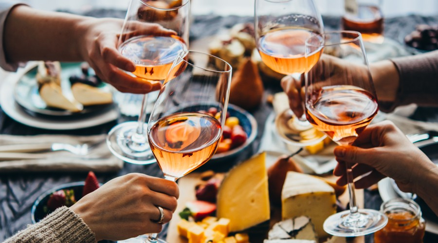 Wine & dine am 24.01.2020