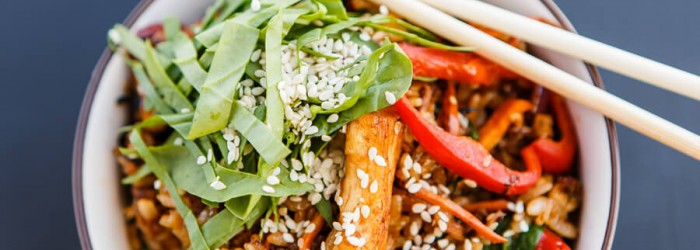 Thailändische Küche 20.04.2020