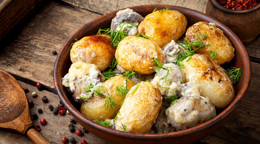 Kartoffelküche für Feinschmecker 19.04.2021