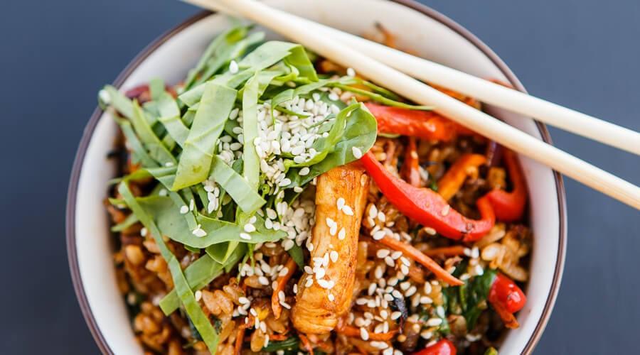 Thailändische Küche 01.10.2020